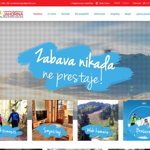 Turistička organizacija Istočno Sarajevo