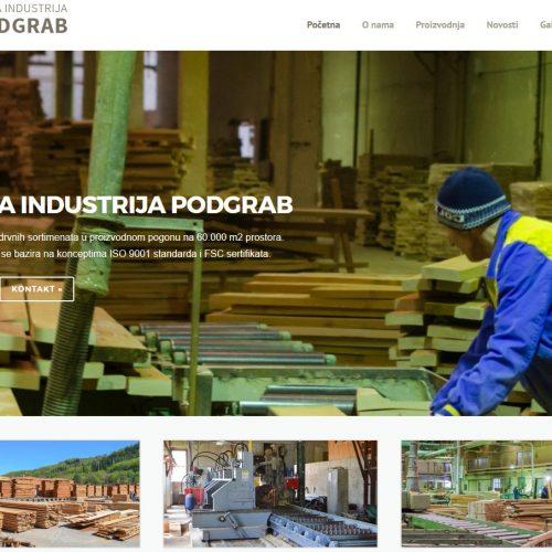 Drvna industrija Podgrab