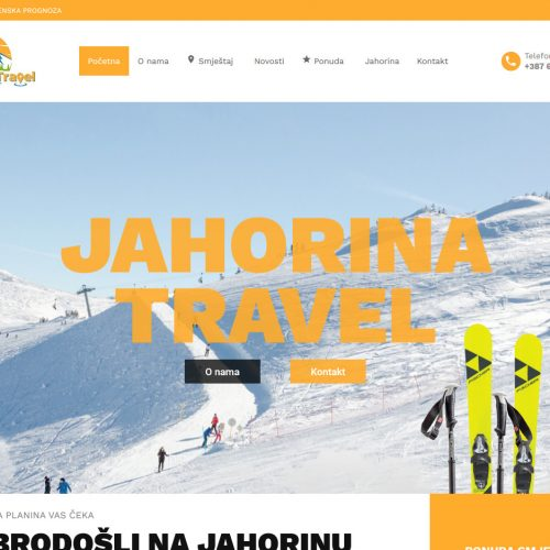 Jahorina Travel
