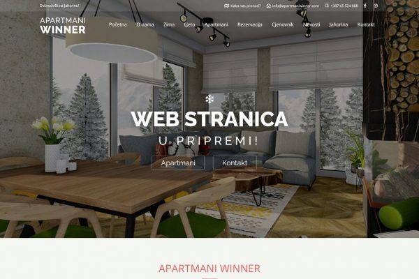 Apartmani Winner